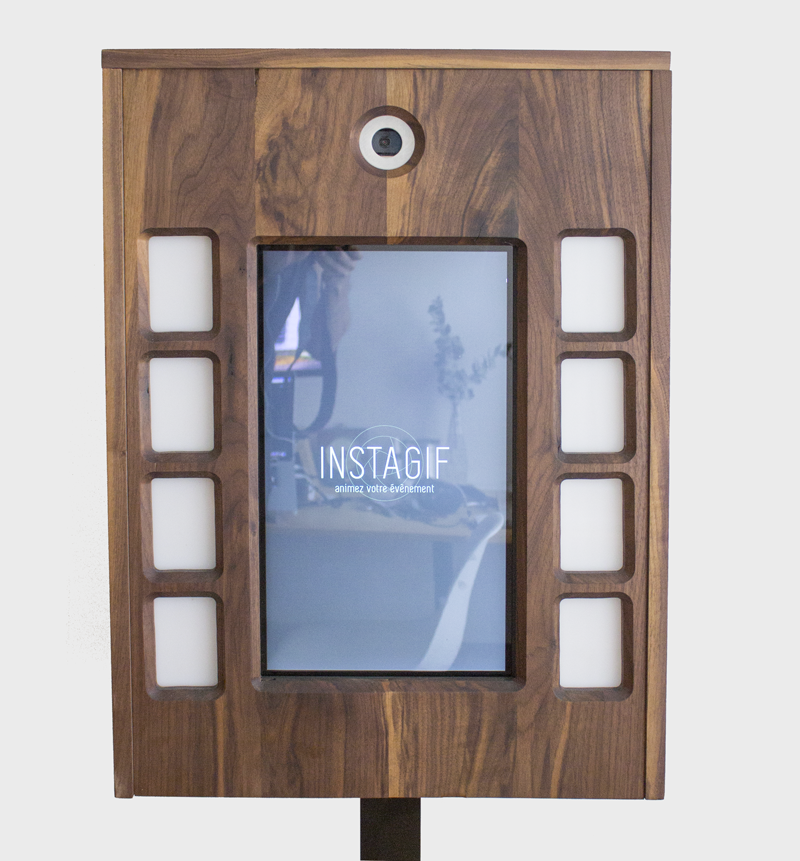 Gif booth - interactif