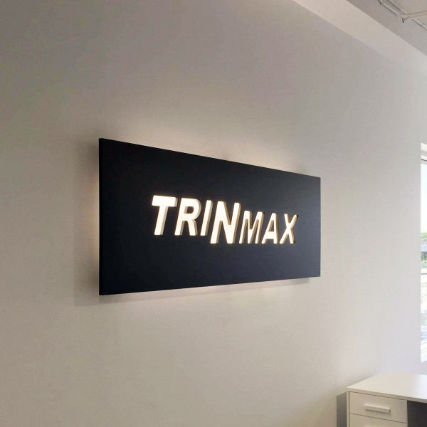 Thumbnail for Trinmax enseigne lumineuse